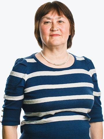 Рафикова Сулиха Хакимовна