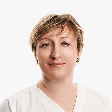 Мордвинова Юлия Эдуардовна (Врач-офтальмолог детского отделения)