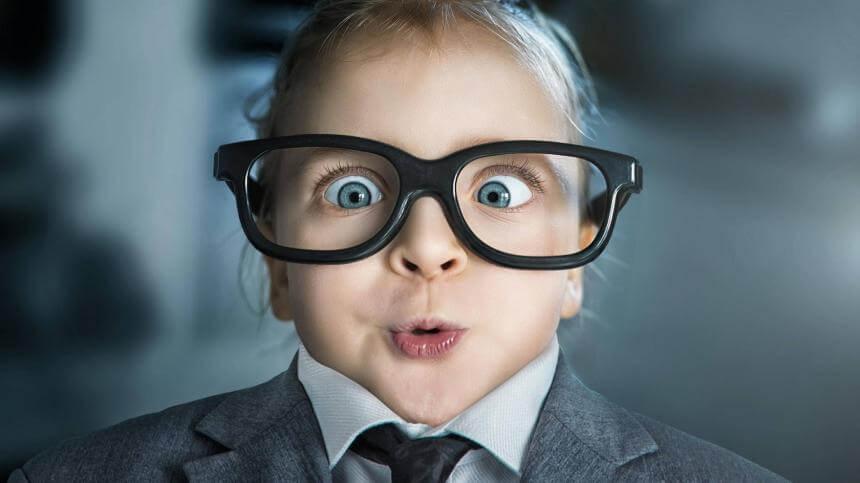 Близорукость – один из главных врагов детского зрения