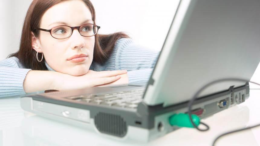 Факторы, влияющие на снижение остроты зрения