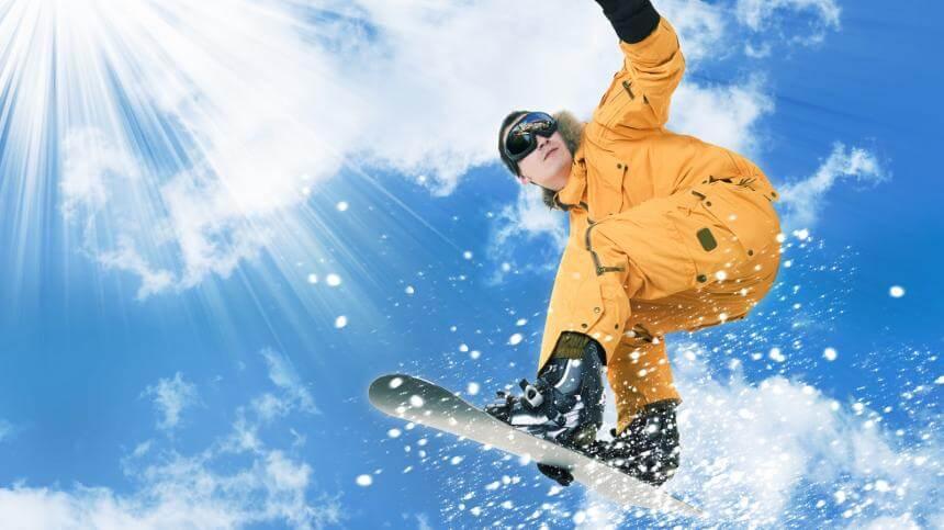 Как выбрать очки для активного зимнего отдыха?