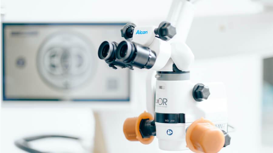 Лазерная коагуляция сетчатки глаза: показания к процедуре